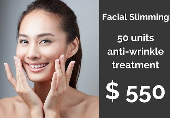 Facial Slimming Injections Neutral Bay | L A B Skin Clinic